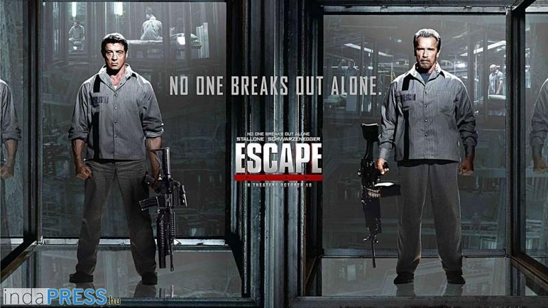 Szupercella (Escape Plan) filmkritika, bemutató