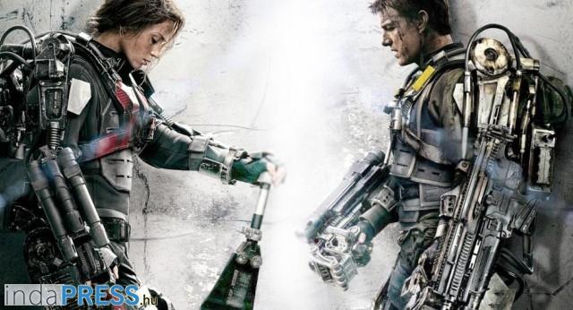 Edge of Tomorrow, A holnap határa – online filmbemutató, trailer, előzetes