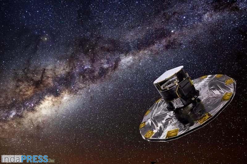 Felszállt az Gaia űrszonda, Európai Űrügynökség
