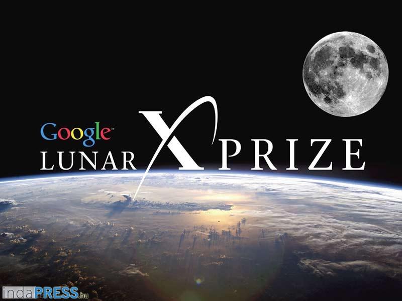 Google a holdon ! Lunar X PRIZE