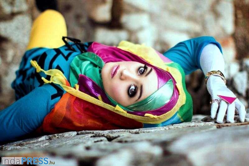 A hijabista világ nőinek kiugrása