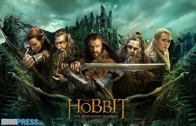 A hobbit - Smaug pusztasága (2013), filmkritika, bemutató, ind