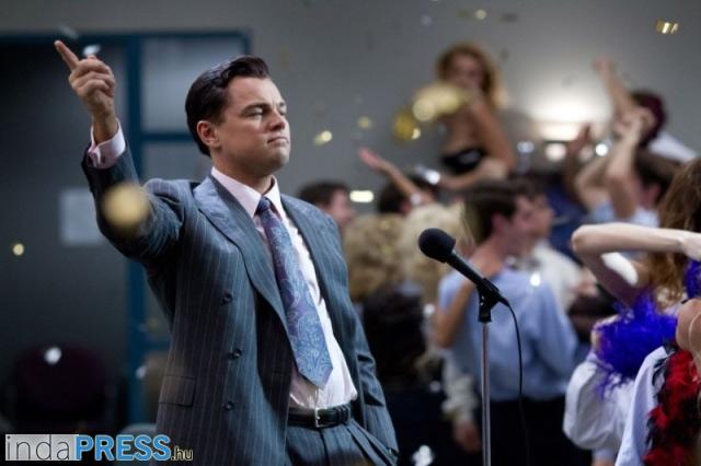 DiCaprio, a Wall Street farkasa – filmbemutató, trailer