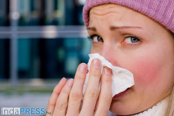 Influenza szerű tünetek, felsőlégúti betegségek…idén is.