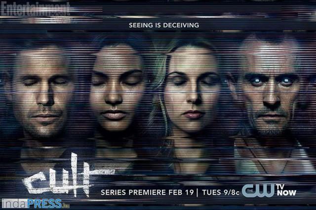 A szekta (Cult) sorozat online, refplay.hu, Sarkadi Roalnd