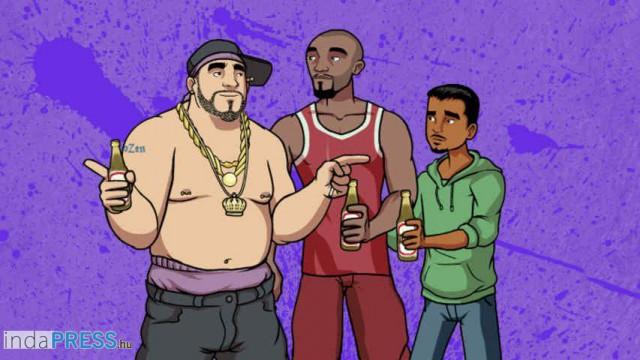 refplay.hu - Online sorozat, animáció, Chozen a meleg, fehér rapper az Archer alkotóitól! Írta: Sarkadi Roland