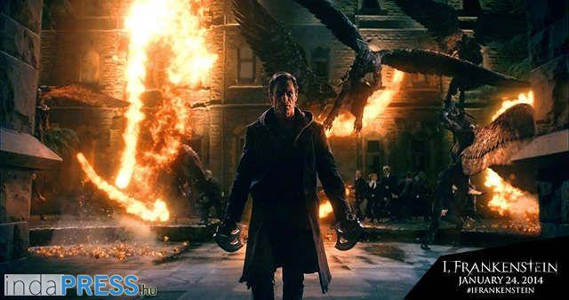 Én Frankenstein magyar online film előzetes