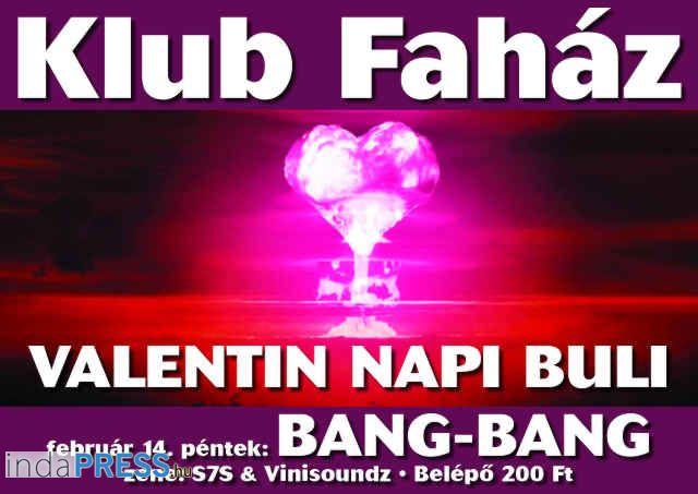 Klub Faház – februári programok, 2014
