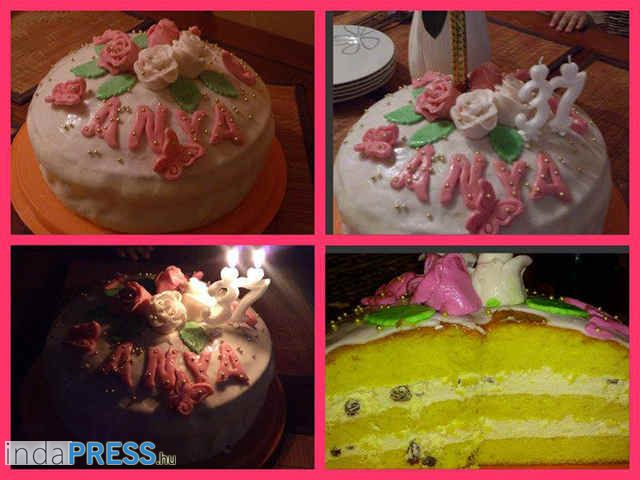 Recept: Oroszkrém torta