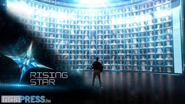 Rising Star, a TV2 indításával