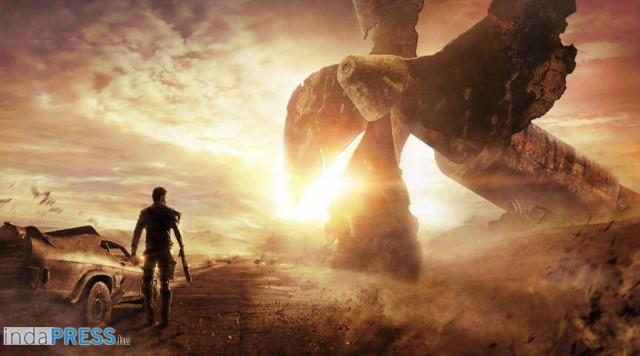 Mad Max - Exkluzív Xbox One játékok 2014-2015,refplay.hu Írta: Sarkadi Roland rolandsarkadi.com