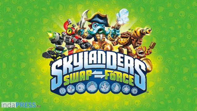 Skylanders - Exkluzív Xbox One játékok 2014-2015,refplay.hu Írta: Sarkadi Roland rolandsarkadi.com