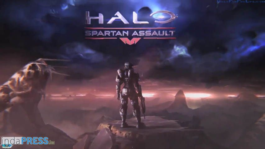 Megjelent a Halo: Spartan Assault – Xbox One, 2014