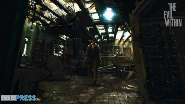 The Evil Within - Exkluzív Xbox One játékok 2014-2015,refplay.hu Írta: Sarkadi Roland rolandsarkadi.com