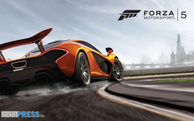 Forza 5, Motorsoprt - Exkluzív Xbox One játékok 2014-2015,refplay.hu Írta: Sarkadi Roland rolandsarkadi.com