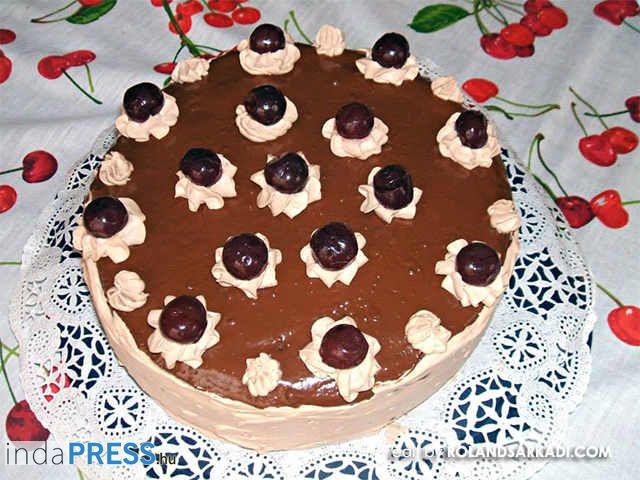 Recept: Lúdláb torta, nagyon finom!