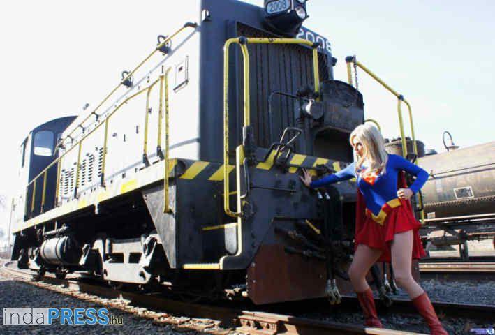 Ha mozog a vonat, ne ugorj!
