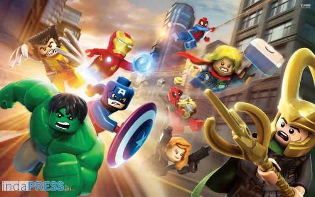 Lego Marvel Super Heroes - Exkluzív Xbox One játékok 2014-2015,refplay.hu Írta: Sarkadi Roland rolandsarkadi.com