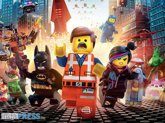 Lego kaland film, online előzetes, trailer 2014