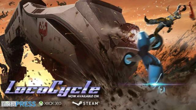 Loco Cycle - Exkluzív Xbox One játékok 2014-2015,refplay.hu Írta: Sarkadi Roland rolandsarkadi.com