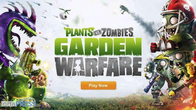 Plants vs Zombies, Garden Warfare - Exkluzív Xbox One játékok 2014-2015,refplay.hu Írta: Sarkadi Roland rolandsarkadi.com