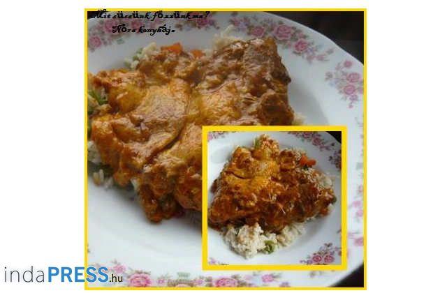 Recept: Gombás szelet,akár egy finom hétvégi ebéd!