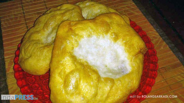 indapress Recept: Lángos, egy igazi finomság - Photo edit Roland Sarkadi rolandsarkadi.com