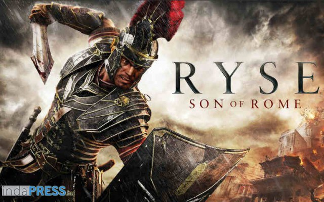 Ryse son of Rome - Exkluzív Xbox One játékok 2014-2015,refplay.hu Írta: Sarkadi Roland rolandsarkadi.com