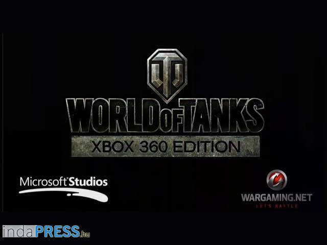 Word of Tanks Xbox 360 Edition INGYEN!