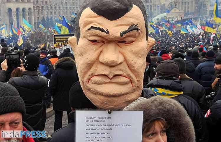 Janukovics feltámadt!?