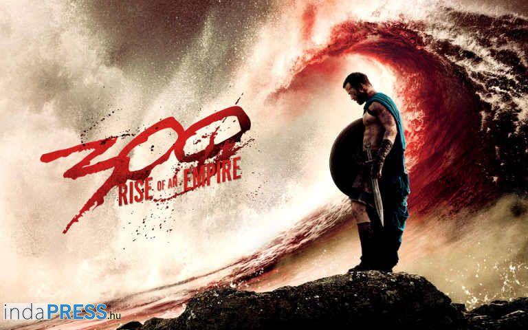 A 300, A birodalom hajnala film bemutató online