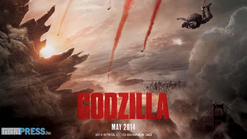 Godzilla film, online előzetes