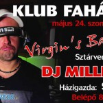 indapress.hu Mosonmagyaróvár koncertek, bulik - Klub Faház, dj Miller