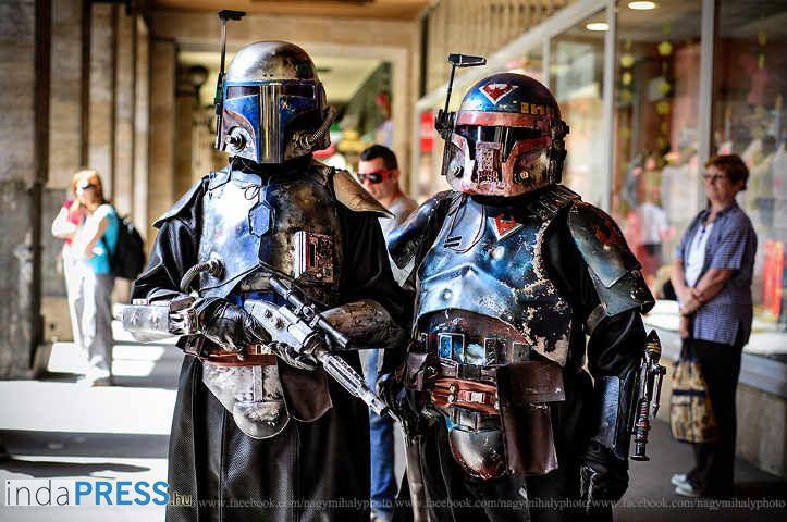 Eljött, itt van, minden évben május 4-én a Nemzetközi Star Wars világnap!