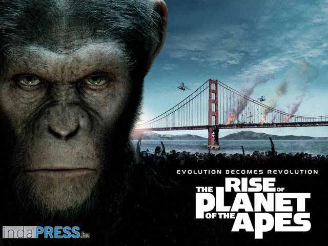 A Majmok bolygója – Forradalom film, online előzetes