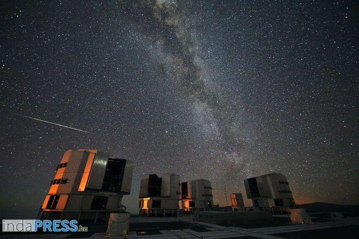 A vágyak éjszakája – Jön a Perseida- meteorraj