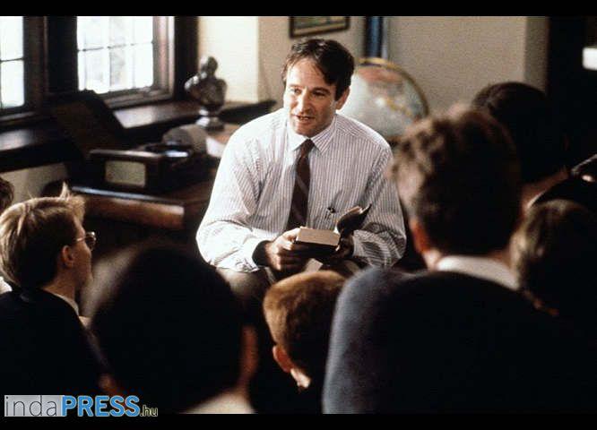 Ismét kihunyt egy csillag, Robin Williams