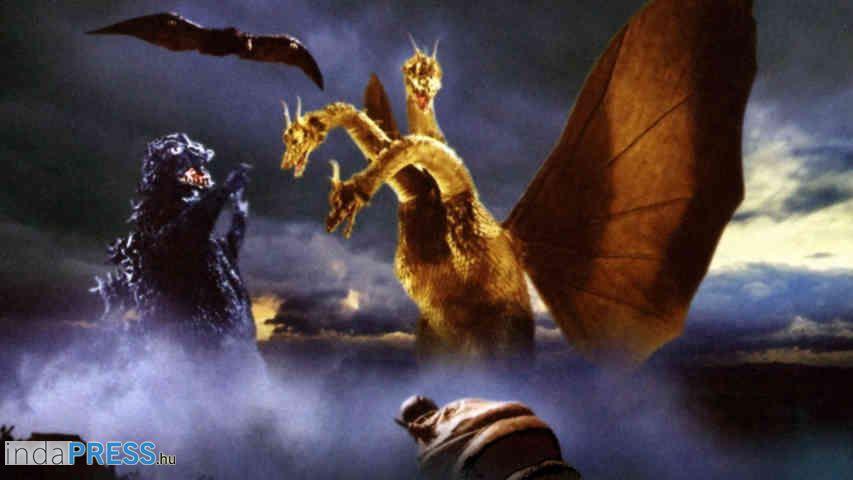 Már megint új Godzilla film?