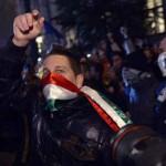INDAPRESS.HU - Az internetadó ellenes tüntetés 10.26.