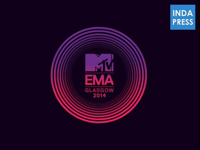 MTV EMA 2014 -es jelöltek listája