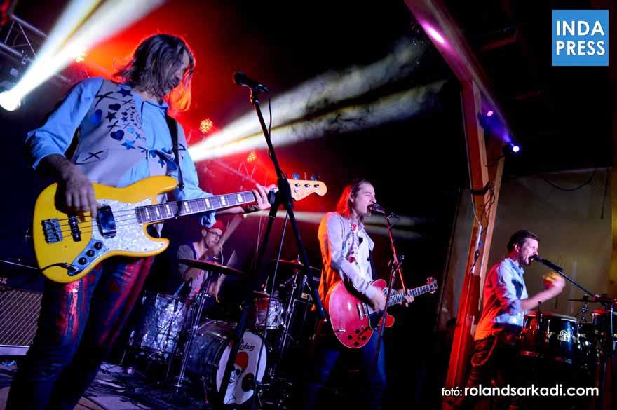 Intim torna illegál koncert, Klub Faház, 2014.11.28 Mosonmagyaróvár