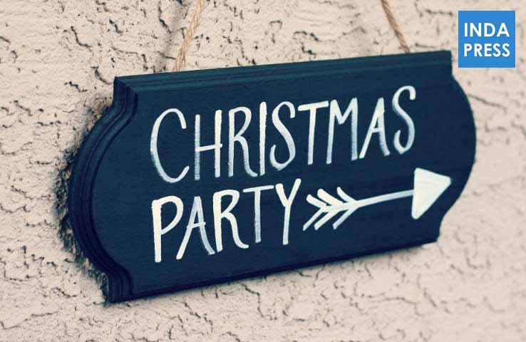 Karácsonyi bulik, partyk országszerte