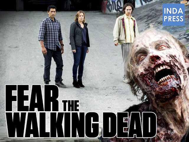 Fear the Walking Dead online előzetes!