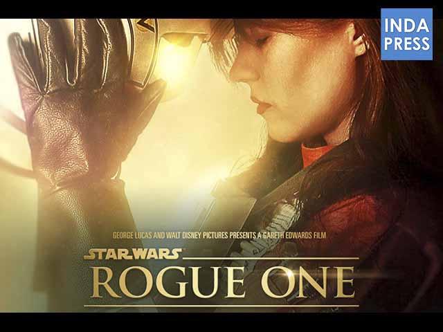 REFPLAY.HU - Star Wars Ébredő erő, Rogue one bejelenetésektől forr a levegő