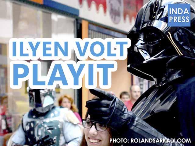 Ilyen volt a PlayIT Show! | ROCK VLOG