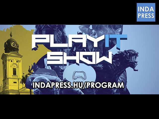 PlayIT Show események egy helyen
