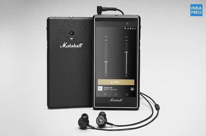 Marshall London okostelefon, zenére élezve!