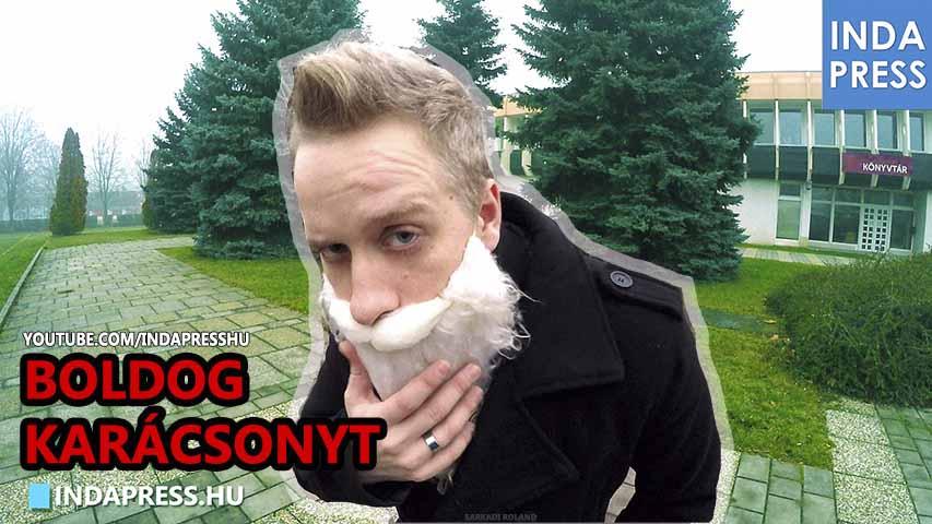 BOLDOG KARÁCSONYT! | REFPLAY.HU - Sarkadi Roland magyar youtube legjobb videós
