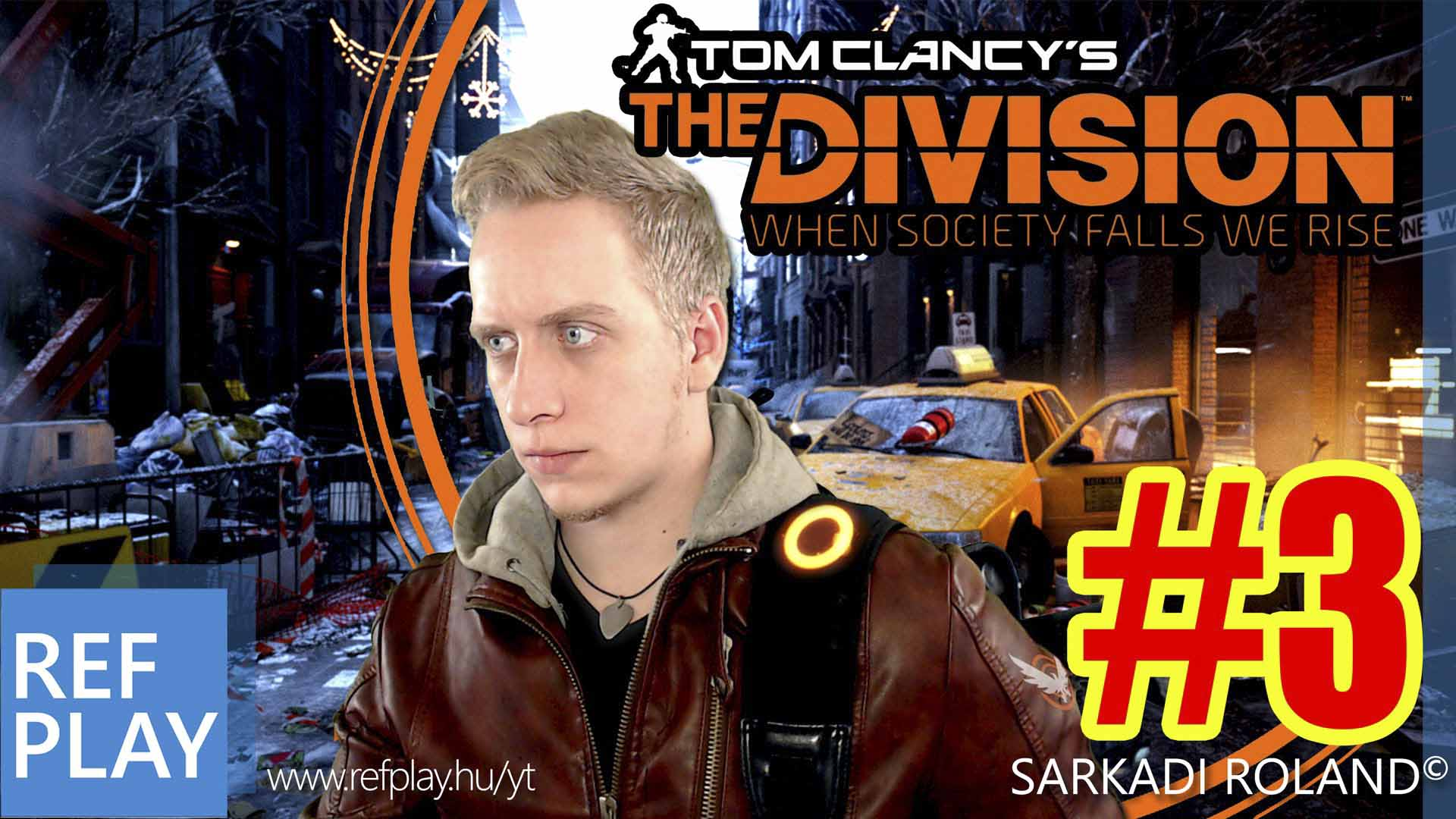 KIKET LÖVÜNK? | THE DIVISION Beta #3 | MAGYAR GAMEPLAY