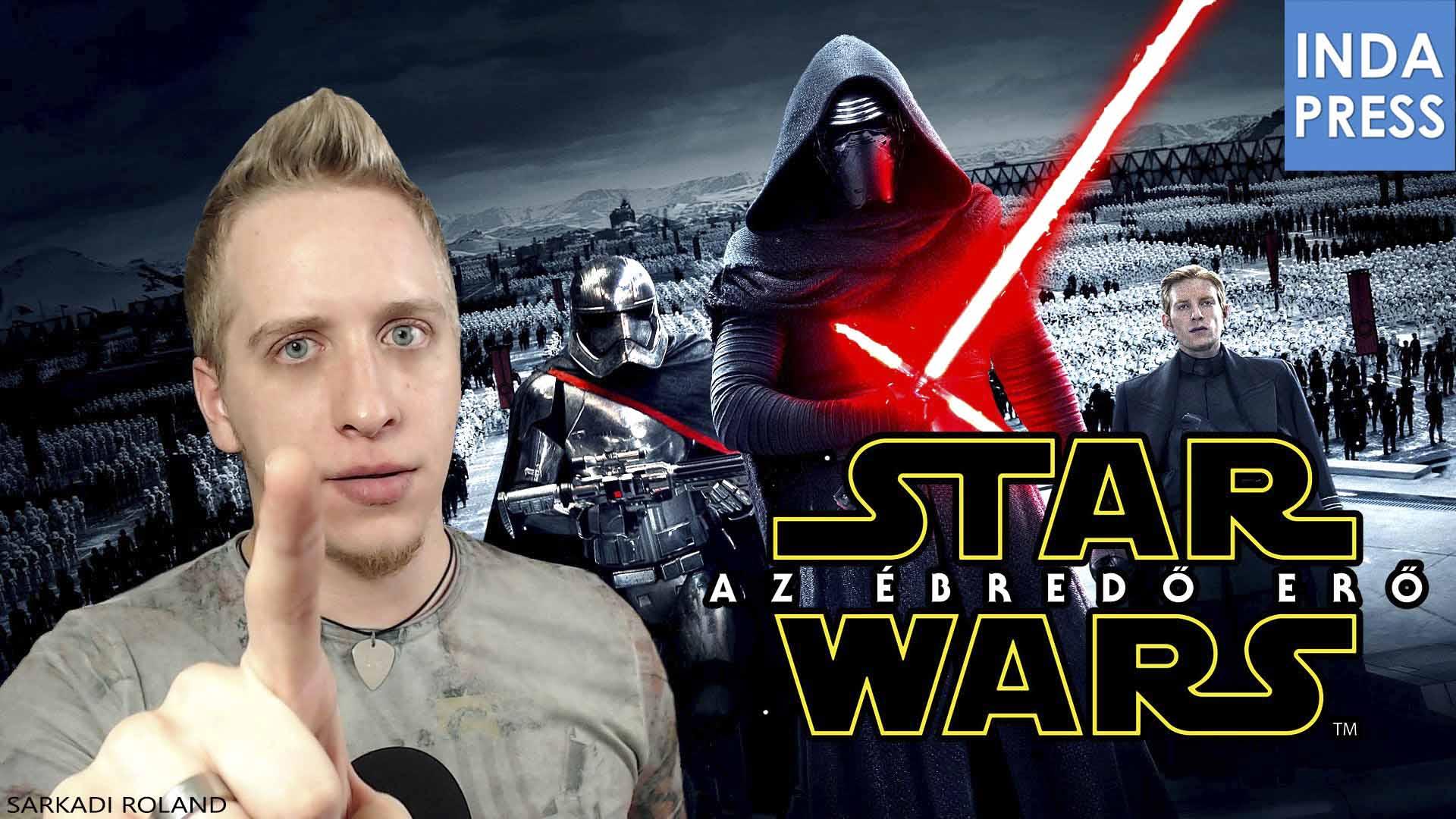 STAR WARS VII – Az ébredő erő film | Kritika és bemutató videó online